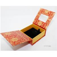 Wholesale Decorative Shipping Jewelry Paper Boxes Two Door For Necklaces And Earrings from china suppliers