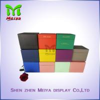 Wholesale Colorful Gift Packaging Boxes , Black Yellow Green Kraft paper packaging box from china suppliers