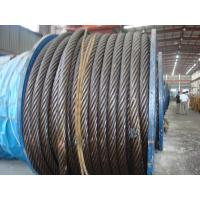 Wholesale Multilayer Steel Non Rotating 18x19 Wire Rope Warrington Type for Mobile Cranes from china suppliers