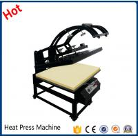 Wholesale Large format manual fabric transfer sublimation t shirt heat press machine for sale for all fabric factory5C2 from china suppliers