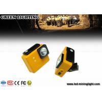 Wholesale 180g GLC-3A 7000 Lux anti-explossion Led minig Headlamp 3.2Ah 18650 Li - Ion Battery with PC meterial from china suppliers