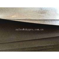 Wholesale Gasket Materials Cork Rubber Sheet Roll ROHS Durable Rubber Sealing Gaskets from china suppliers