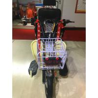 Wholesale Electric Powered Three Wheeler Rickshaw Tricycle For Passenger from china suppliers