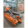 Buy cheap 125 Tons Baling Force Electronic Control Discharging ,Scrap Metal Press machine from wholesalers