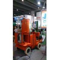 Quality Marble Granite Concrete Polishing Machine With Vacuum Cleaner for sale