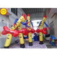 Wholesale High Strong Arrow Inflatable Air Dancer Banner / Logo Printing For Retail Displays from china suppliers