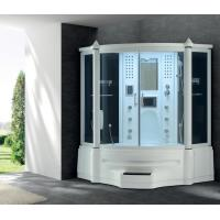 Wholesale Steam shower room for 2 person with LCD TV and radio from china suppliers