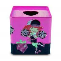 Wholesale Square Tissue Box (MC0012) from china suppliers