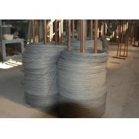 Quality ASTM A 641 / A 641 M Iron Electro Galvanized Wire Q195 Q235 SAE1008 SAE1050 SAE1060 for sale