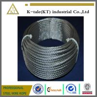 1 2mm Stainless Steel Wire Rope 7x7 In Spools Of Item