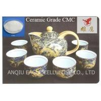 Quality good quality Ceramics, Construction, Paint grade CMC as thickeners for sale