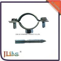 Wholesale Iron Sheet Materials Cast Iron Pipe Clamps 18mm-200mm Size OEM Accepted from china suppliers