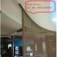 Wholesale Decorative Hanging Aluminum Door Curtain from china suppliers