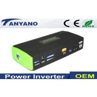 Wholesale 10A Car Jump Starter Emergency Power Supply Inverter With LCD Flashing Light from china suppliers