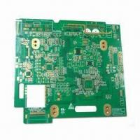 Wholesale Multilayer Aluminum-based PCB with Blind Slot and ENIG Surface Treatment from china suppliers