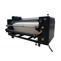 Quality Roller T Shirt Heat Transfer Equipment Air Compressor 2 in 1 Capability for sale