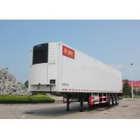 Wholesale SINOTRUK Refrigerated Semi Trailer Truck 20 / 40 Feet Container 30 - 60 Tons from china suppliers