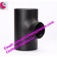 Wholesale ASTM reducing tee fittings Yanshan supply from china suppliers