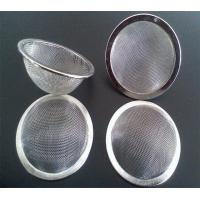 Buy cheap Stainless Steel Mesh Filter Degree Higher Than 99% from wholesalers