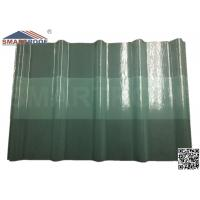 Wholesale 980mm Width FRP Corrugated Transparent Roof Panels High Strength from china suppliers