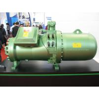 Quality Green And Big Bitzer Screw Compressor With R-22 R-134a R407C , CSW7583-100(Y) for sale