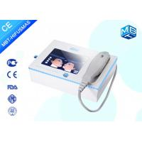 Wholesale Clinic High Frequency 8MHz HIFU High Intensity Focused Ultrasound For Face Lifting from china suppliers