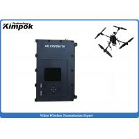 Wholesale 300-999Mhz Drone Video Transmitter Microwave Surveillance Wireless Video Transmission Equipment from china suppliers