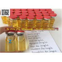 Wholesale 10161-34-9 Trenbolone Powder Trenbolone Acetate , Bodybuilding Anabolic Steroids from china suppliers