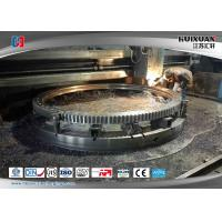 Wholesale Industrial Accurate Steel Forging Slewing Bearing 5000mm CNC Ring Rolls from china suppliers