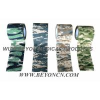 Wholesale Camo Cohesive Bandage Residue Free, Reusalbe, Washable for Camping and Hunting from china suppliers
