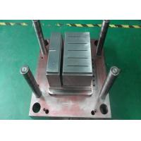 Mirror Polishing Precision Injection Mould for Clear Container , HASCO Standard
