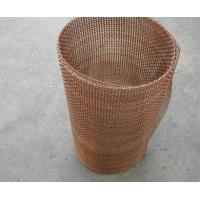 Wholesale Best quality Phosphor Bronze Wire Mesh from china suppliers