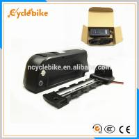 Wholesale Safety 10Ah 36v Electric Bike Replacement Battery Pack , Downtube Battery For Electric Bike from china suppliers