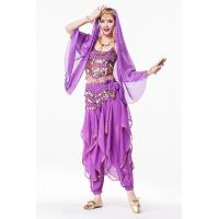 Wholesale Custom plus size belly dance costumes for ladies or child stage clothing from china suppliers