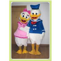 Wholesale custom design adult plush disney character daisy cartoon couple costumes  from china suppliers