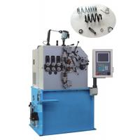 Wholesale High Efficiency Compression Spring Coiling Machine 1600Kg Wire Diameter 1.2mm - 4.0mm from china suppliers