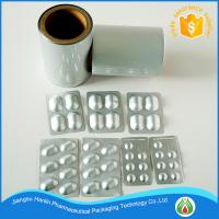 China ny al pvc alu-alu cold form foil film for pharmaceutical packaging on sale
