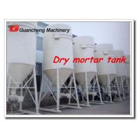 Wholesale 22 m3 22000L Mobile cement silo for dry mortar batching plant from china suppliers