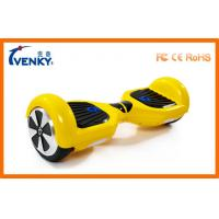 Wholesale Energy Saving Bluetooth 2 Wheel Electric Standing Scooter 6.5 Inch With Led Light from china suppliers