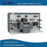 Wholesale full automatic label rotary die cutting and slitting machine for sale from china suppliers