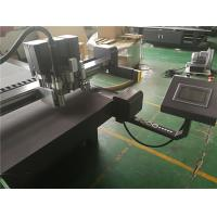 Buy cheap Plastic Board Canvas Cutting Machine , Tent Fabric Cutter Plotter For Graphic from wholesalers