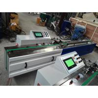 Quality Touch Screen Butyl Sealant Coating Extruder Double Glazing Equipment Stable Operation for sale