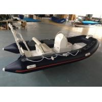 Wholesale Outside PVC Layer Small Rib Boat 3.9m Abrasion Resistance With Fiberglass Step Ends from china suppliers