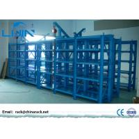 China Heavy Duty Rust - Protection Mould Storage Racks , Easy Install Metal Shelf System on sale