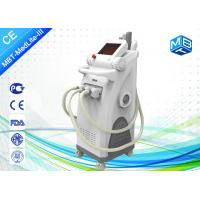 Wholesale 3 in 1 Multifunctional IPL Beauty Machine / shr ssr elight ipl hair removal laser for acne treatment skin rejuvenation from china suppliers