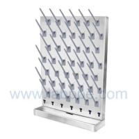 Buy cheap SHD2S-Lab Drying Rack,Lab Pegboard,550*700mm,SS304 from wholesalers