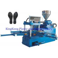 Quality Double Stations Automatic Shoe Making Machine For Dressed Shoe And Flip Flop for sale