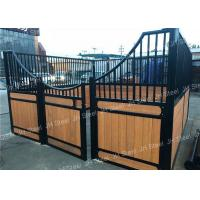 Wholesale Water Proof Custom Horse Stables Coating Horse Stable Stall Fronts Door from china suppliers
