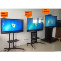 Wholesale 98 Inch All in One PC Touchscreen i3/i5/i7 Latest Big Screen Interactive Whiteboard from china suppliers