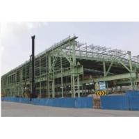 Wholesale Custom Prefabricated Welding Heavy Steel Framing Systems With Wall Cladding Panel from china suppliers